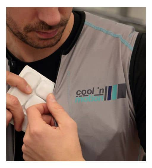 cool'n motion Corpus mit cool'n motion Active.Pad